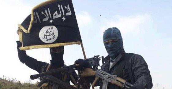 Bojovníci takzvaného Islámského státu