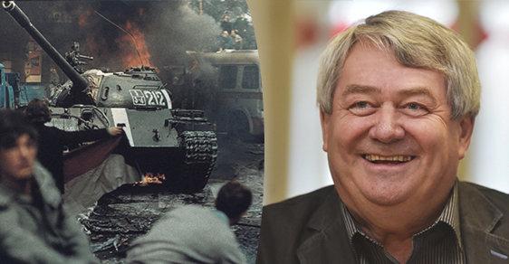 Vojtěch Filip si tvrdí, že to v srpnu 1968 bylo všechno jinak