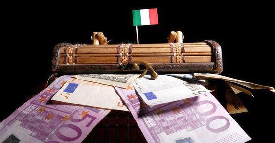 Italské úřady bojují s daňovými úniky
