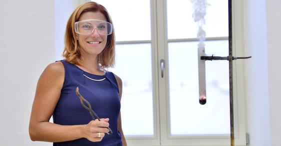 Lucie Bakalová, Dětská Ámoska a nejoblíbenější český učitel chemie roku 2018