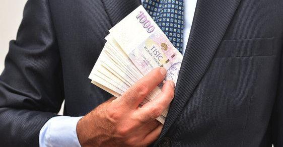 Češi berou rekordní mzdy