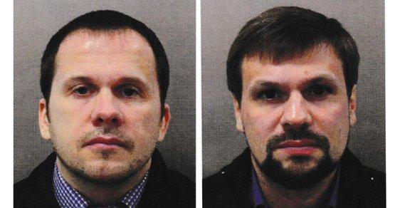 Britové tuší, kdo útočil na Skripala. Mají důkazy proti dvojici Rusů, vydali na ně evropský zatykač