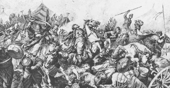Bitva u Vídně v roce 1683 odrazila invazi Turků do Evropy i díky 130 let stavěným pevnostem