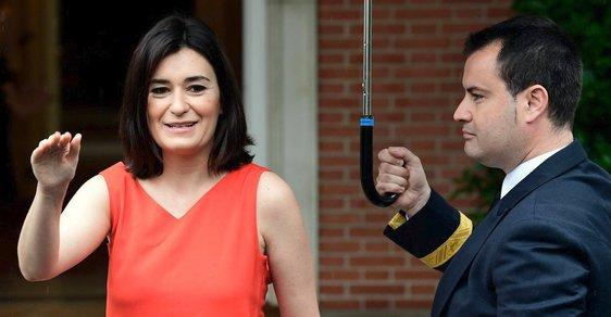 Španělská ministryně Carmen Montónová rezignovala kvůli podezření, že vysokoškolský titul nezískala řádně