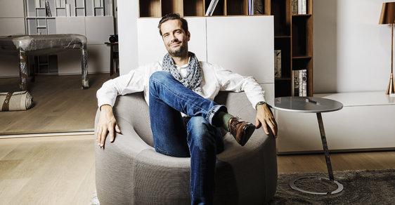 Antoine Roset z ikonické nábytkářské firmy Ligne Roset o designu, ekonomické krizi a životě v luxusu