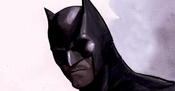 Bezva záběry pod sukně: Zapomeňte na Valentýna, slavte Batmanův den s Marinim