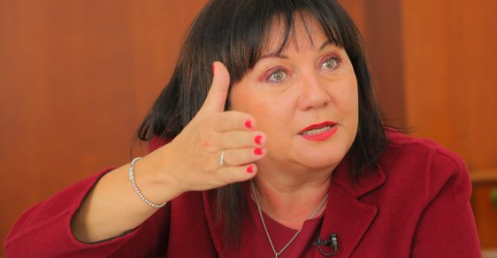 Nic se nebojte, vzkazuje nám ministryně financí Alena Schillerová