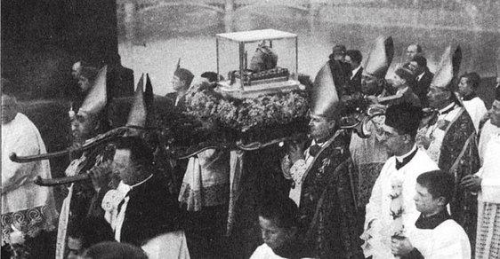 Svatý Václav: Jaký význam měl světec a národní patron pro první republiku a proč ho část národa odmítala