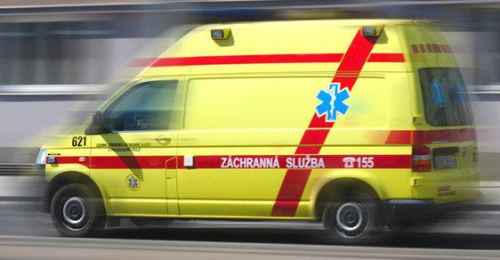 Záchranka - ilustrační foto