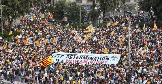 Jak dopadnou španělské volby s napětím sledují i katalánští separatisté.