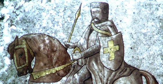 Středověký rytíř je nejromantičtějším obrazem elitního válečníka historie