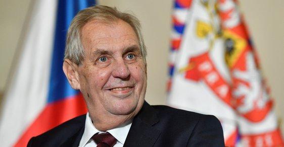 Prezident Miloš Zema