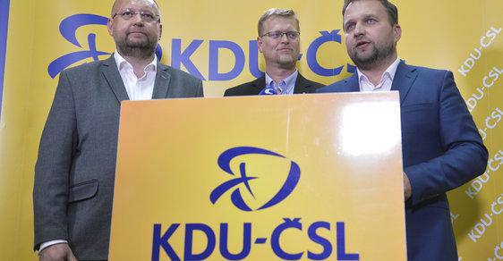Vedení KDU-ČSL