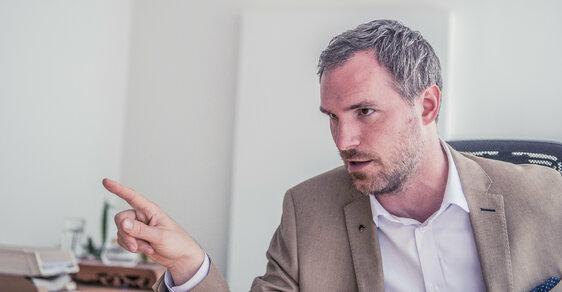 Zdeněk Hřib: Z vůle voličů má být primátorem Pirát, je nedůstojné s tím obchodovat