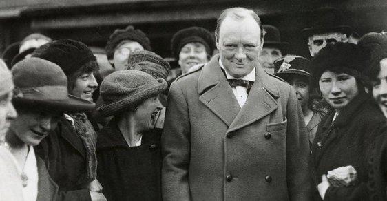 Bilance první světové války: Chvástání západních generálů a politiků rozmetal čísly střízlivý Churchill