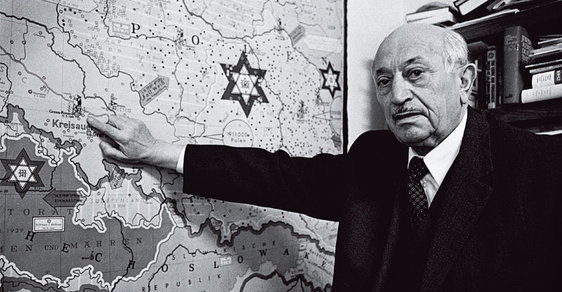 Simon Wiesenthal: V životě legendárního lovce nacistů hrála důležitou roli Praha