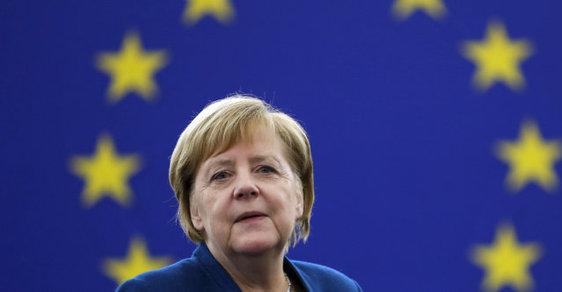 Německá kancléřka Angela Merkelová skončila ve funkci předsedkyně CDU