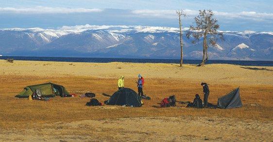 Přechod bajkalského ostrova Olchon aneb Podzimní trek centrem severního šamanismu