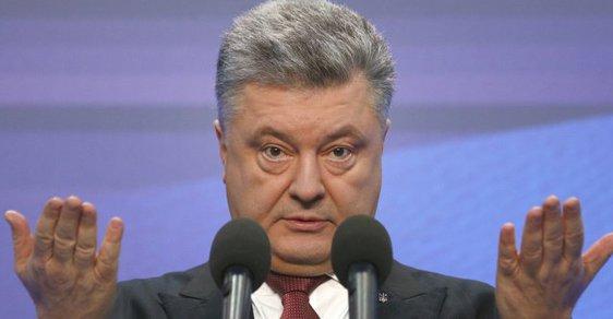 Ukrajina po námořním konfliktu s Ruskem směřuje k vyhlášení stanného práva. Rozhodne parlament