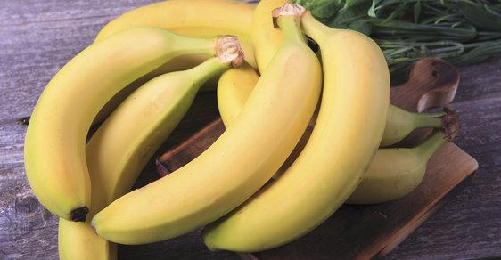 """Příliš zahnuté banány. Jakmile se banán bude """"kolébat"""", nesmí na trh Evropské unie"""