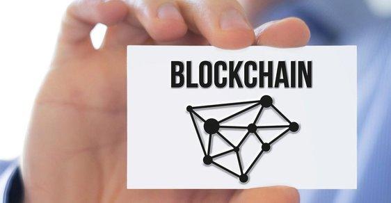 Blockchain - technologie, která stojí za bitcoinem (ilustrační foto)