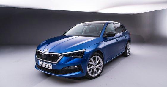 Nová Škoda Scala je oficiálně venku. Podívejte se na první snímky!
