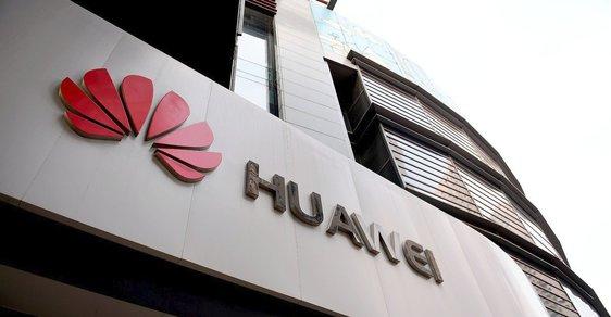 Huawei - ilustrační foto