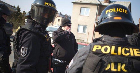 Kriminalisté zasahují ve státním podniku DIAMO