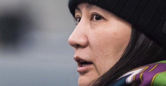 Meng Wan-čou, finanční ředitelku Huawei obvinili v USA z podvodů.