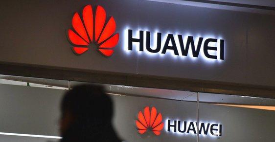 Huawei (ilustrační)