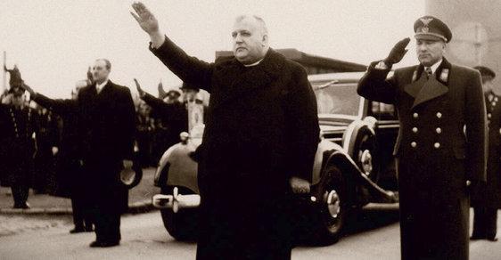 Bigotní katolický kněz, politik, ale také kolaborant Jozef Tiso pohledem amerického historika