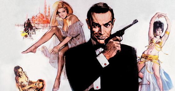 Slavného agenta 007 má nahradit herečka tmavé pleti...