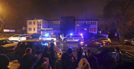 Požár na únikové hře zabil pět mladých dívek letos v lednu v Polsku.