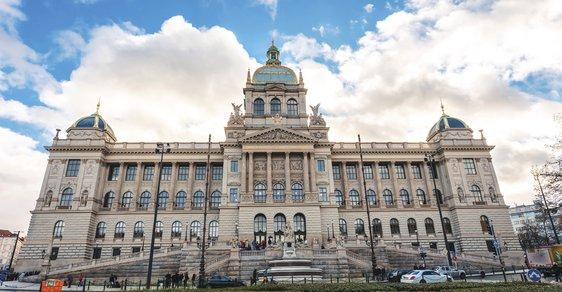 Národní muzeum je jedním z kulturních symbolů naší vlasti. Víte, kde se vzaly jeho poklady?