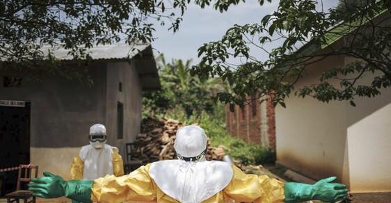 V Demokratické republiky Kongo zabíjí od léta loňského roku ebola