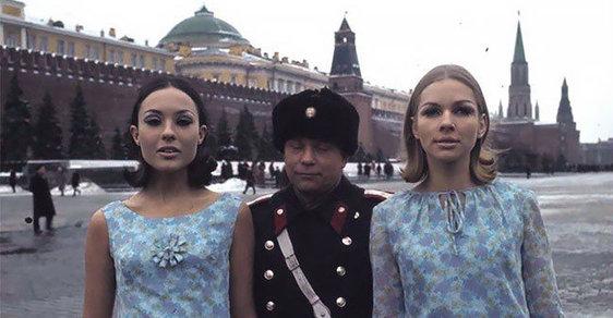 SSSR a západní móda: Takhle to vypadalo, když do komunistické země přišlo oblečení ze Západu