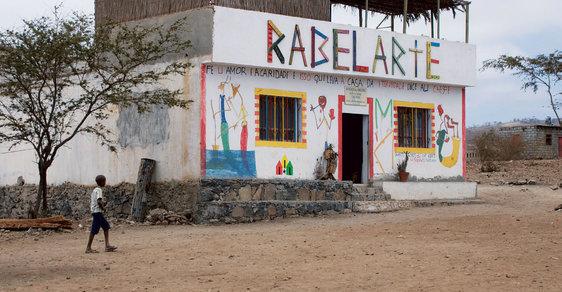 Na návštěvě u rabelados aneb Vítejte mezi pohostinnými rebely