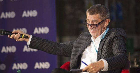 Ideová konference ANO v Ostravě: Andrej Babiš (26.1.2016)