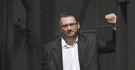 Lubomír Volný, spoluzakladatel nového politického hnutí JEDNOTNÍ Alternativa pro Patrioty.