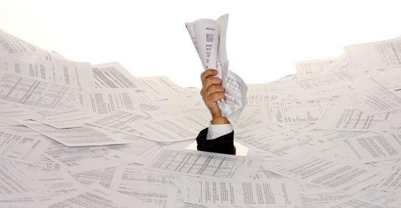 Byrokracie: Stát zasahuje do všeho