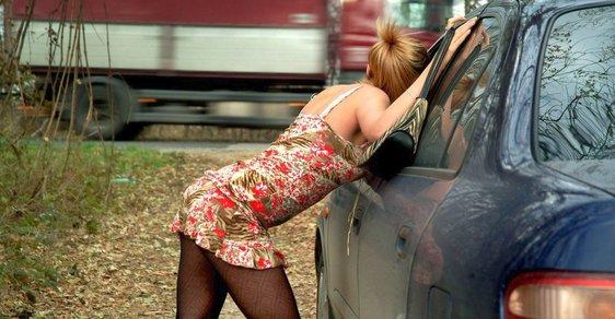 Prostitutka (ilustrační foto).