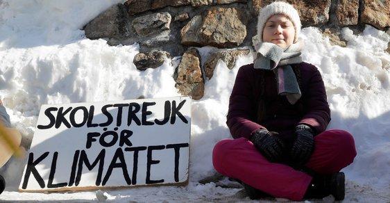 Švédská dětská aktivistika Greta Thunbergová, která chce politiky přimět k reakci na změny klimatu, má Aspergerův syndrom. Ten však nesnižuje intelekt