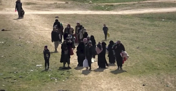 Konec Islámského státu? Teroristé, kterých se bál celý svět, ztratili poslední zbytek svého území
