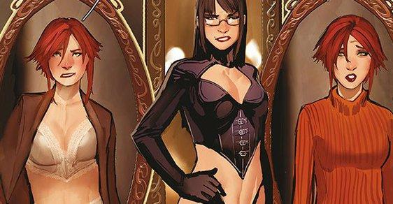 Kreslené sexuální komiksové galerie