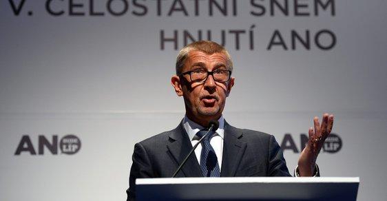 Andrej Babiš chce měnit Česko. S jeho vládou se mu to prý daří (17. 2. 2019)