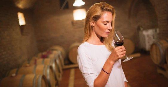 Chcete být zdraví? Pijte víno místo tvrdého, radí vinař Petr Cibulka
