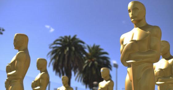 Nominace na Oscara - ilustrační foto