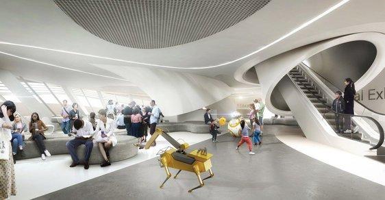 Robot Science Museum by mělo být otevřeno v roce 2022 by v jihokorejském Soulu.