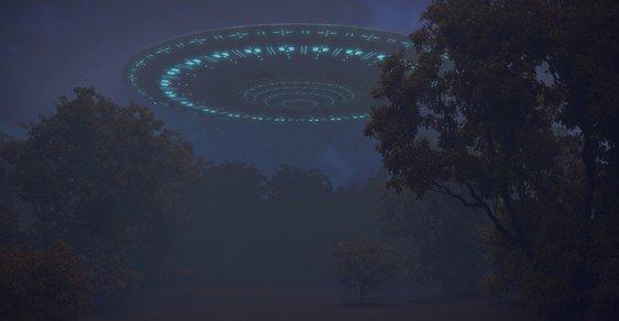 UFO. Doletělo až na VŠE?