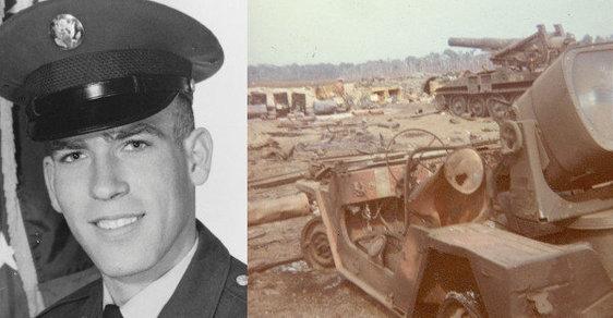 Marihuanou k medaili cti: Americký seržant vykouřil jointa a odrazil dvě vlny vojáků Vietkongu